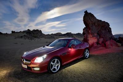 2012 Mercedes-Benz SLK-Class Roadster