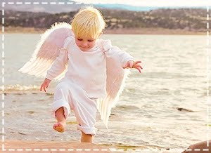 """""""Ela acreditava em anjo..."""