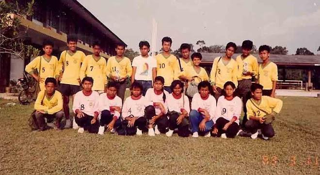 Pasukan bola tampo 1989