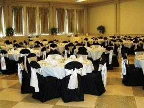 And I'm Thinking, Two Is Better Than One: The Reception Decor