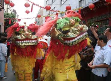 Brujas sin escoba a o nuevo chino es el a o de el for Espectaculo chino en mexico