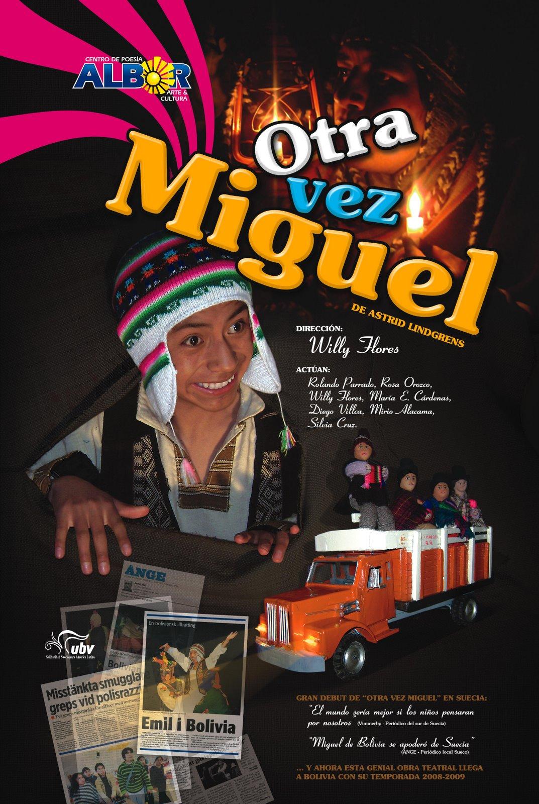 Otra Vez Miguel