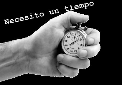 Necesito Un Tiempo
