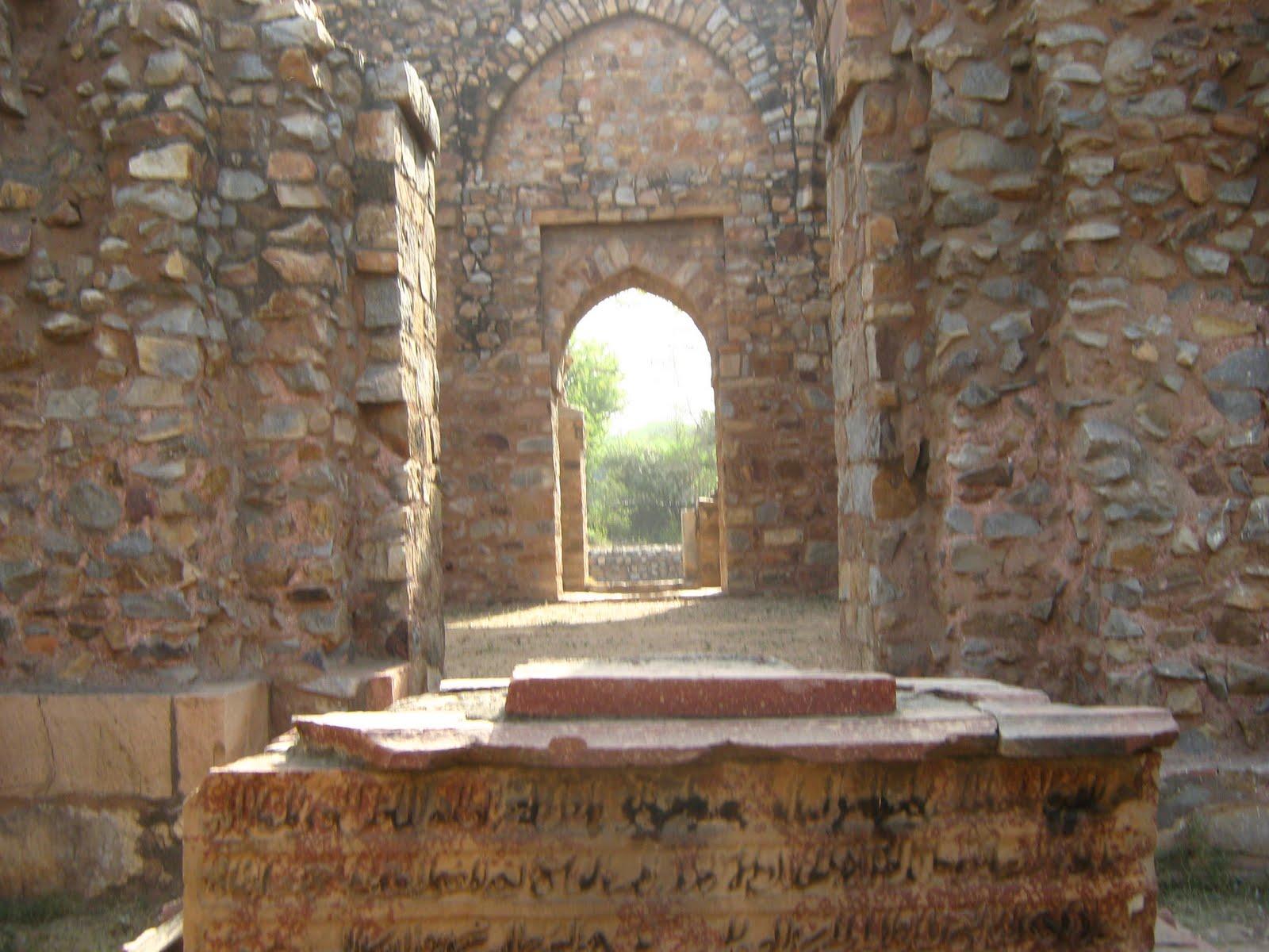 Ghiyasuddin Balban Tomb Chasing History: Balba...