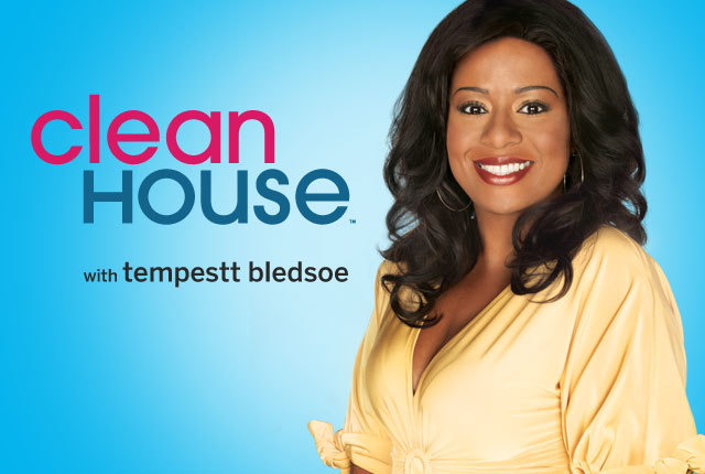 ... the host of the show but instead Tempest Bledsoe from The Cosby Show is.