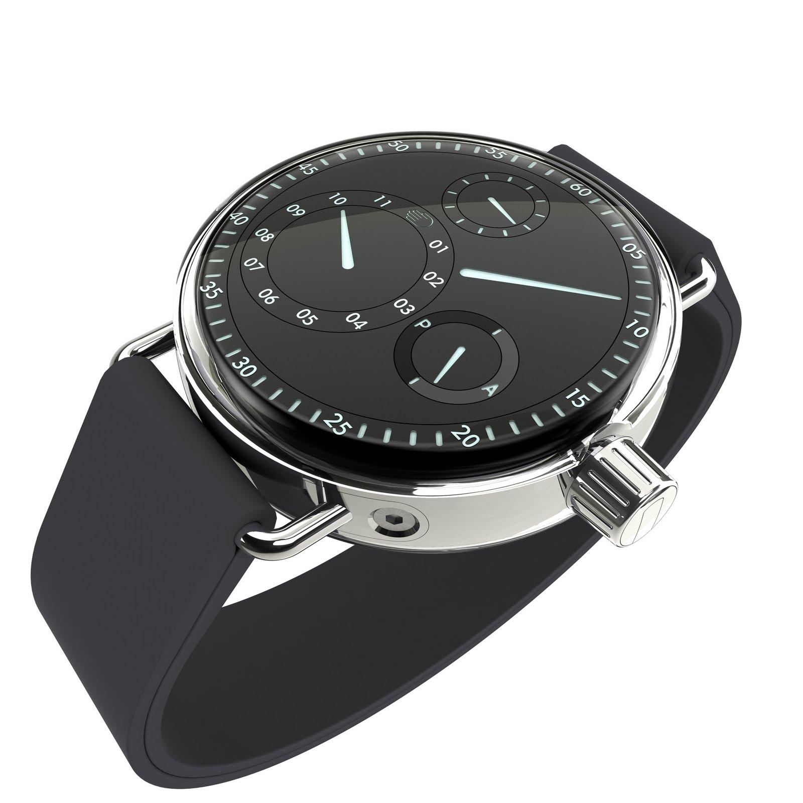 Kronosblog ressence zero series for Ressence watches