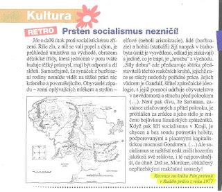 Výmývání mozků v Československu