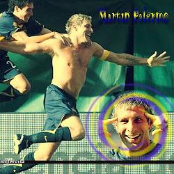 Martín Palermo ~