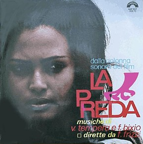 La preda movie