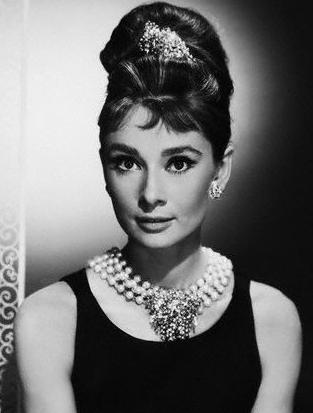 by Audrey Hepburn (4 May