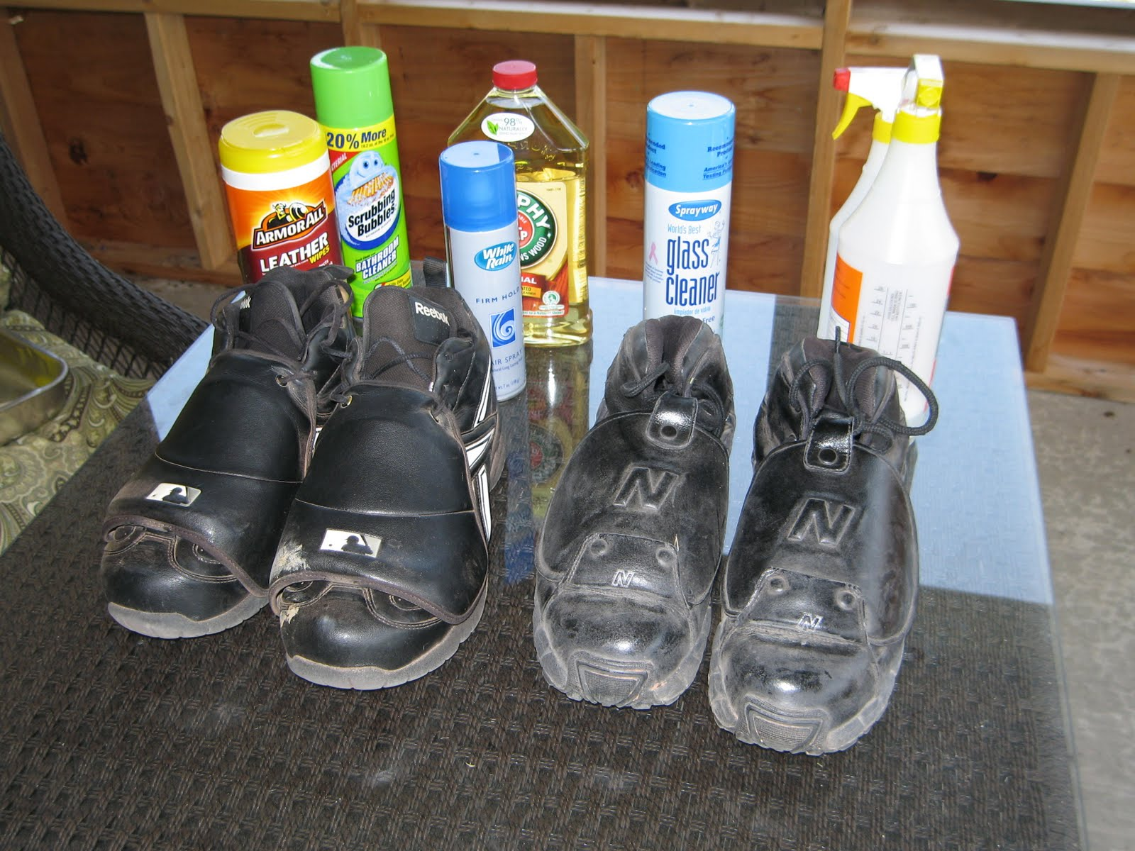 baseball umpire shoes reebok