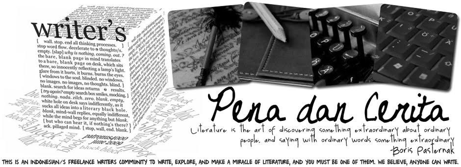 Pena dan Cerita