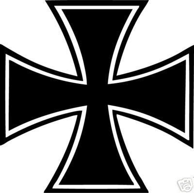 free tattoo designs: Iron Cross Tatttoo Design Pictures