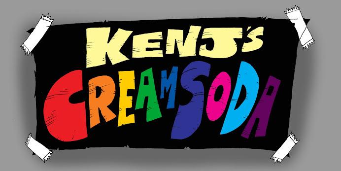 Kenj's Cream Soda
