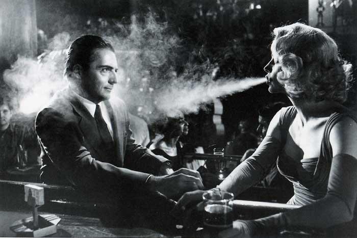 "femme fatale in film noir 2016-10-15 film noir's ""femme fatales"" hard-boiled women: moving  hard-boiled women: moving beyond gender fantasies  femme fatale in film noir movies is."