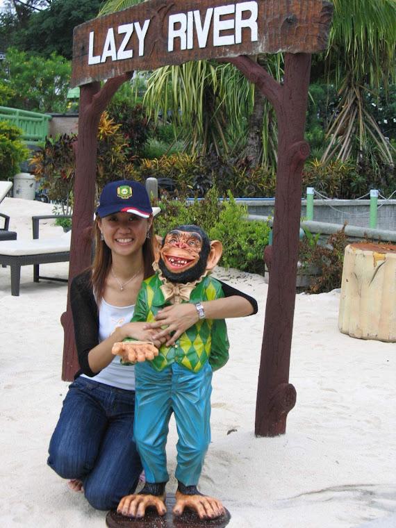 小女子與猴子