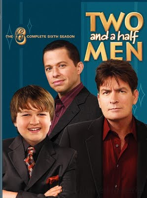 Downloads  Two and a Half Men 06 Temporada Completa   DVDRip   Dublado