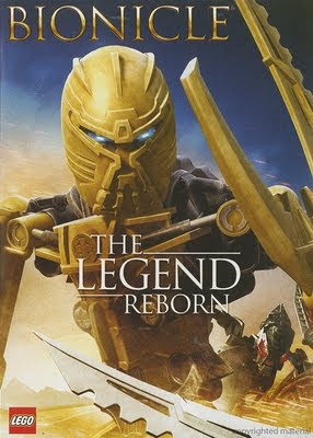 Bionicle, The Legend reborn cine online gratis