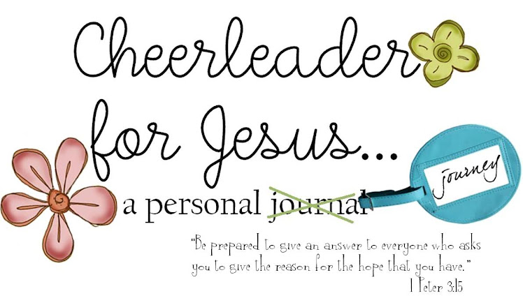 Cheerleader for Jesus