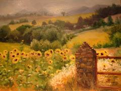 Italian Sun Flowers