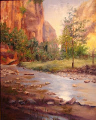 Zion in Afternoon