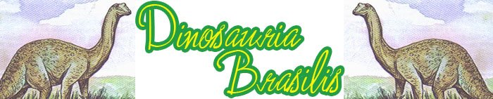 Dinosauria Brasilis