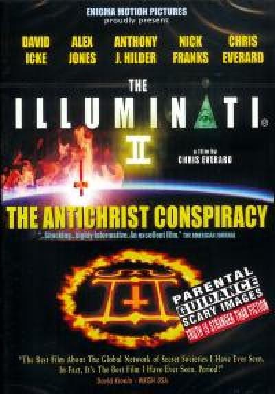 Filme Poster Os Illuminati 2: A Conspiração Anticristo DVDRip RMVB Legendado