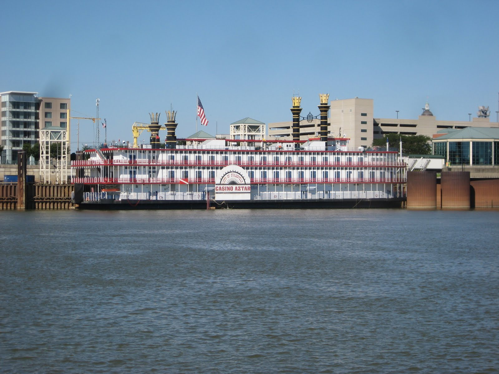 Ohio river gambling boats