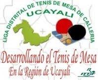 Tenis de Mesa - Ucayali