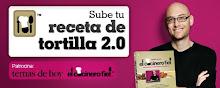 Premio CANAL COCINA recetas de tortilla