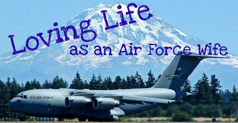 Loving Life as an Air Force Wife