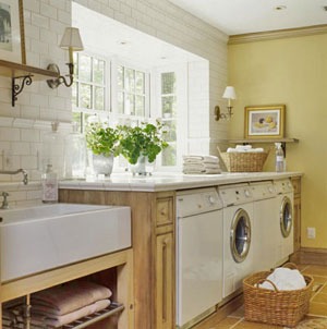 Laundry Room Design Ideas | House Exterior Decoration