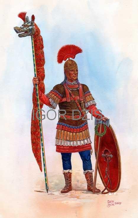 IGOR DZIS BATTLE PAINTING: Drakonarios of the imperil ...