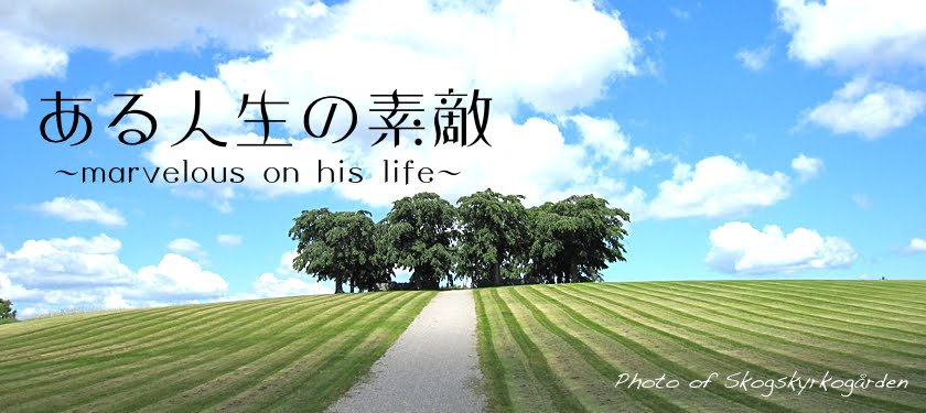 ある人生の素敵 〜marvelous on his life~