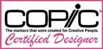 Designer Certificada da COPIC