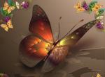 amo borboletas!