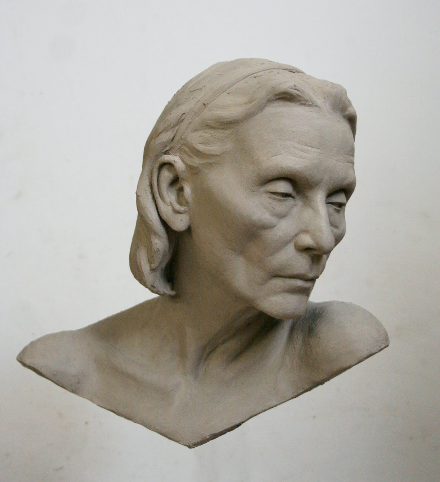 Angela Cunningham Fine Art: Portrait Sculptors Society of the Americas