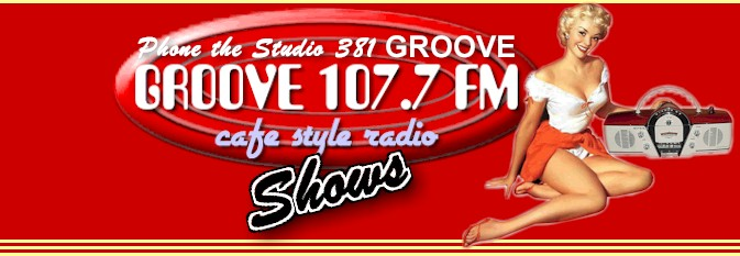 Shows on Groove 107.7FM