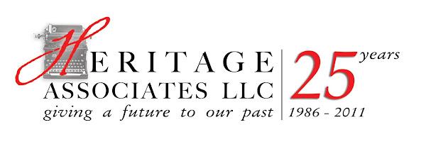 Heritage Associates LLC