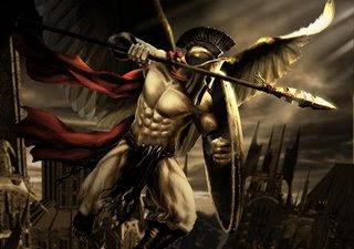 Razas Angel+guerrero