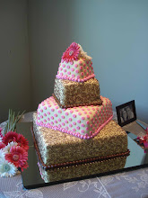 Amanda&#39;s Wedding Cake