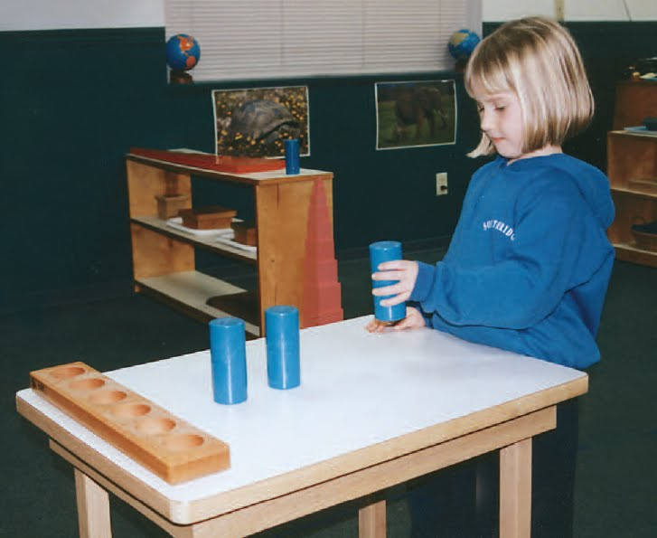 Montessori sensorial activities and material for sensory for Waste material activity