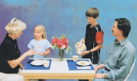 NAMC montessori classroom ideas for preschool kindergarten graduation tea party