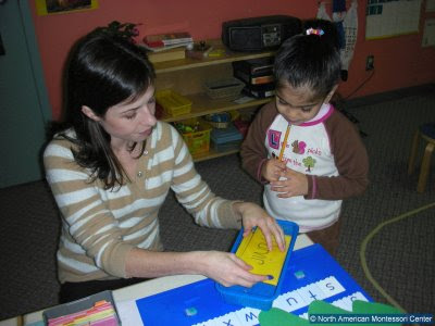 what i've learned from NAMC montessori real teacher girl