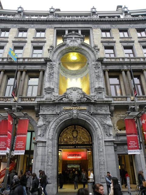 Antwerpen Antwerp Meir Demuinck Pardon