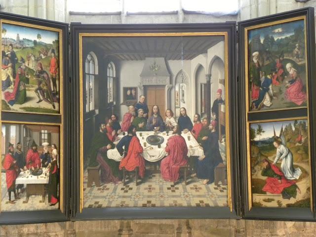 Edelheeretripiek Leuven Rogier van der Weyden Vlaamse Primitieven Demuinck Pardon