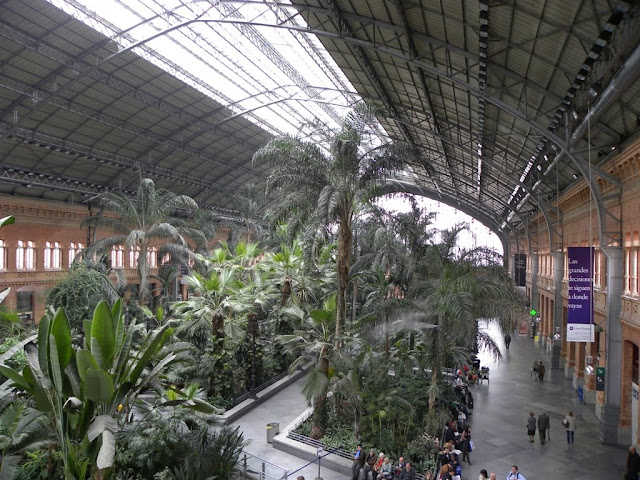 Central Station Madrid Atocha Demuinck Pardon