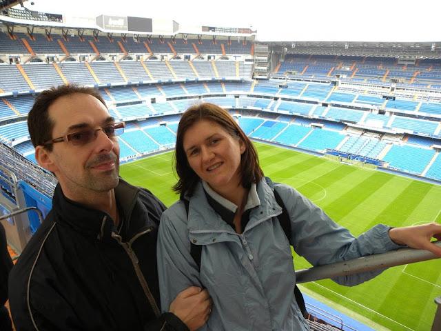 Real Madrid Bernabéu Demuinck Pardon