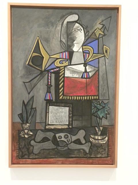 Reina Sofia Museum Madrid Demuinck Pardon Pablo Picasso