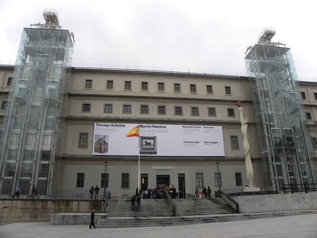 Reina Sofia Museum Madrid Demuinck Pardon